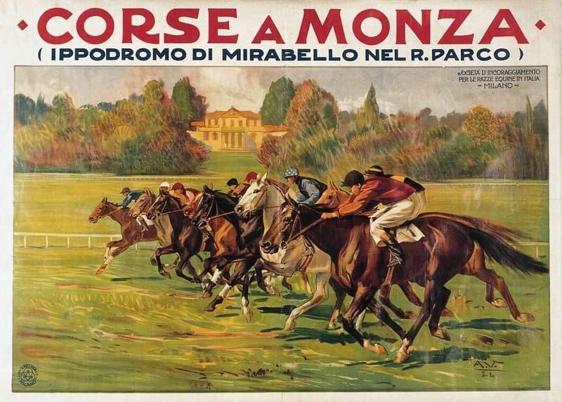 Corse a Monza
