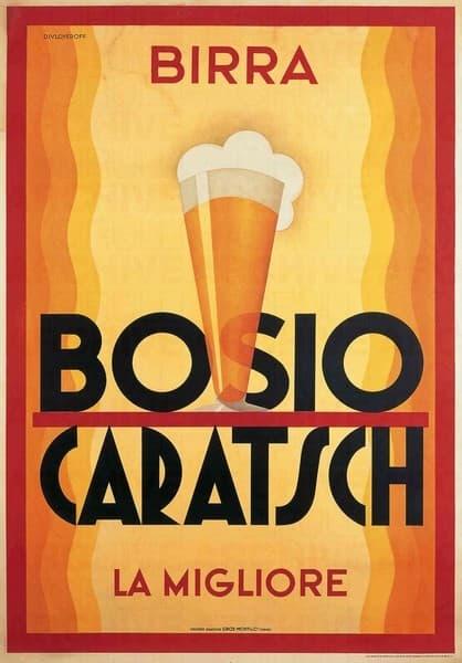 Birra Bosio Caratsch. La migliore