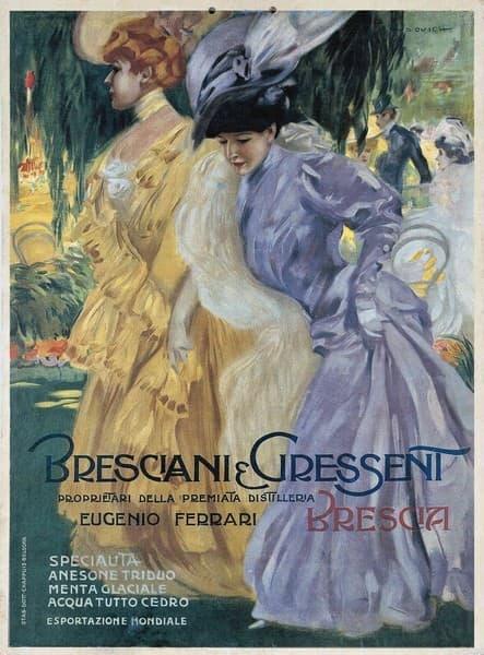 Bresciani  & Gressent