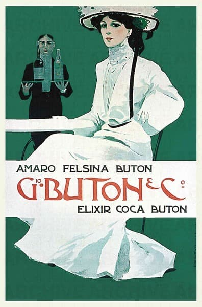 Amaro Felsina Buton
