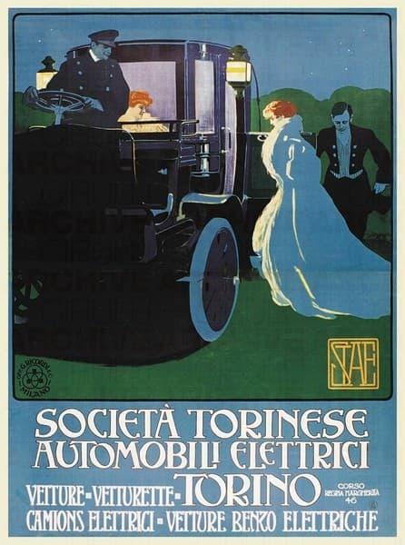 Società torinese automobili elettrici