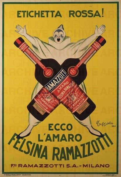 Ecco L'Amaro Felsina Ramazzotti