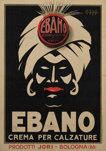 Ebano - Crema per calzature