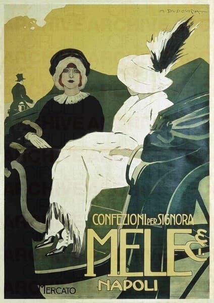 Mele & Ci. Napoli. Confezioni per Signora