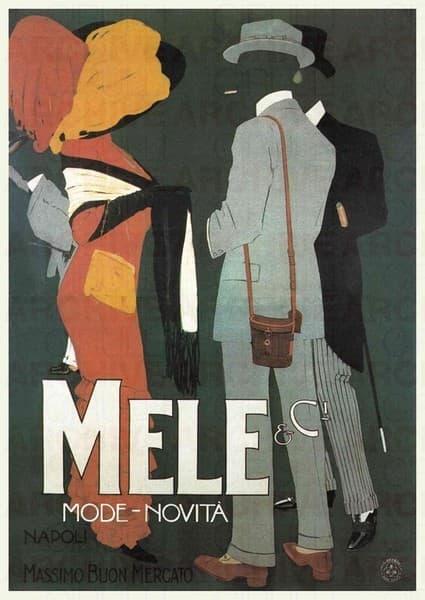 Mele & Ci. Napoli. Mode - Novità