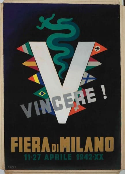 Vincere! Fiera di Milano