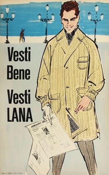 Vesti Bene Vesti Lana