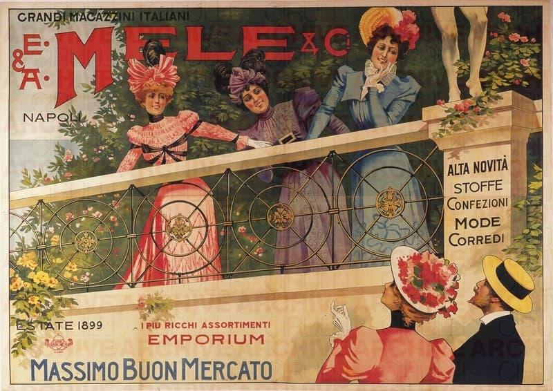Grandi Magazzini Italiani E. & A. Mele & Ci.