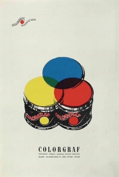 Colorgraf. Inchiostri di stampa