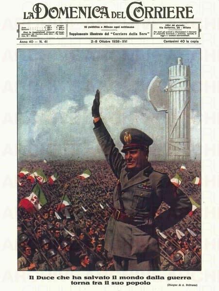 La Domenica del Corriere - Supplemento illustrato del Corriere della Sera