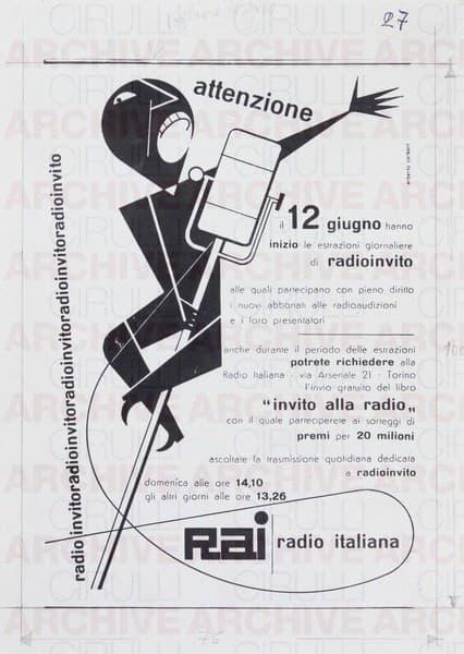 Rai Radio Italiana Radioinvito