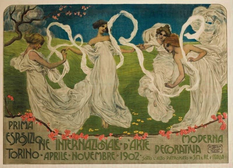 Prima Esposizione Internazionale d'Arte Decorativa e Moderna