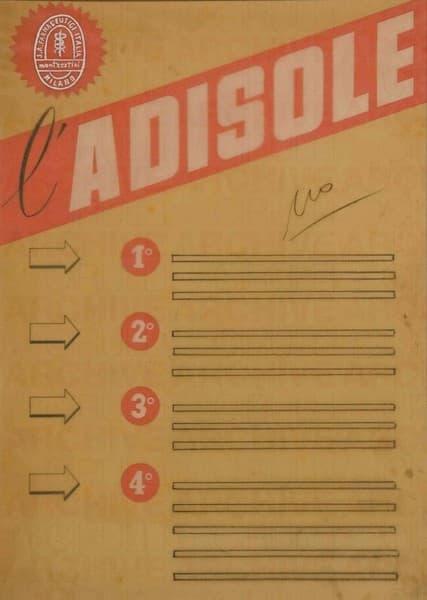 Adisole