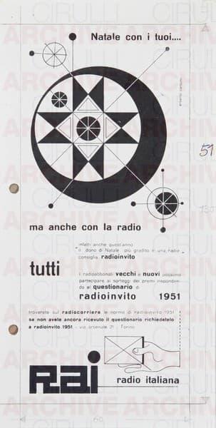 Rai Radio Italiana Natale con i tuoi...ma anche con la radio