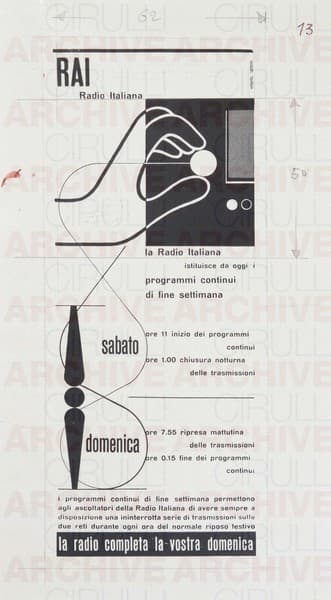 Rai Radio Italiana La radio completa la vostra domenica