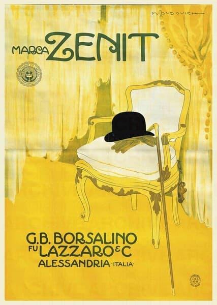 G.B. Borsalino fu Lazzaro & C. Marca Zenit