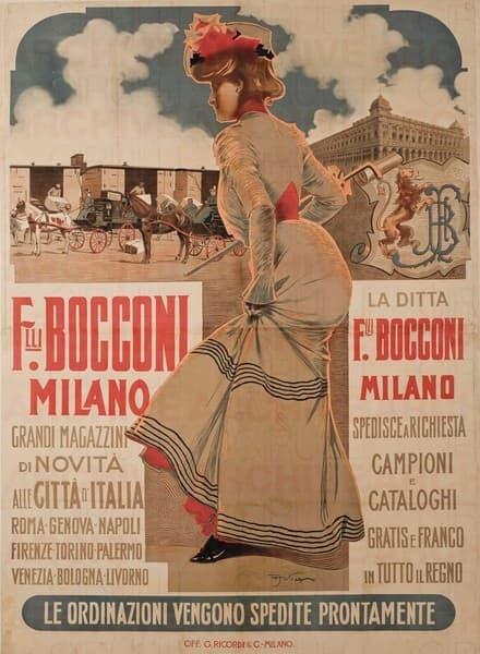 F.lli Bocconi. Milano