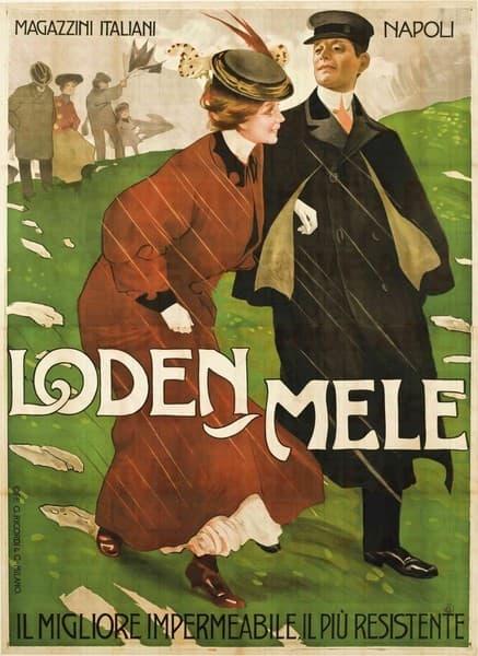 Loden Mele. Il migliore impermeabile il più resistente