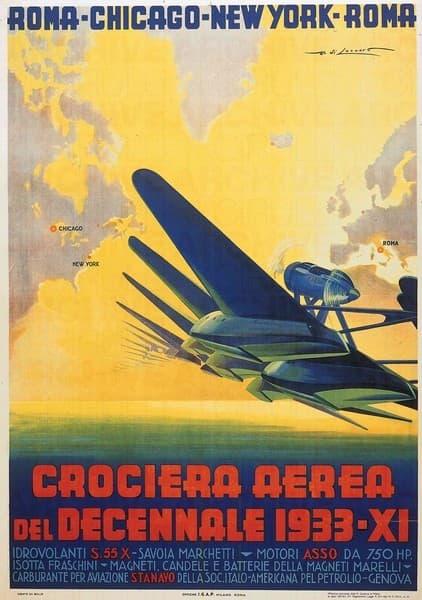 Crociera Aerea del Decennale