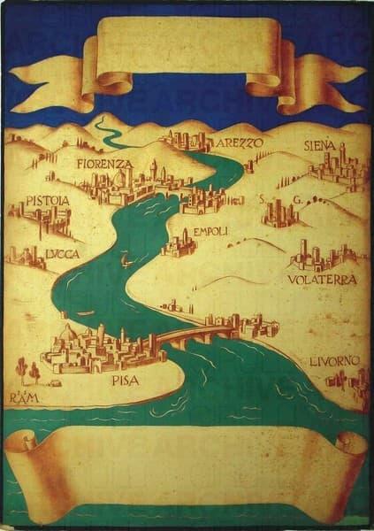 Topografia Toscana