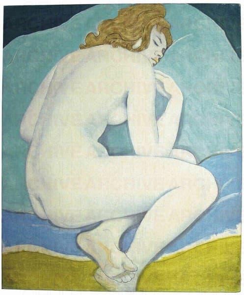 Nudo Femminile Dormiente