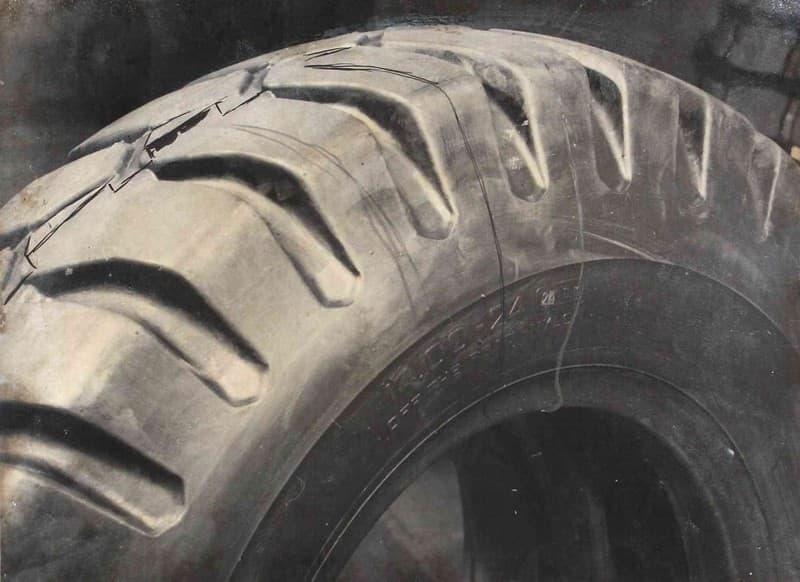 Studio pubblicitario per pneumatici Pirellii