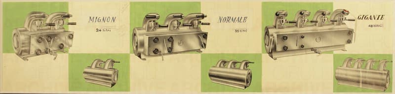 La Pavoni (Coffe machine)