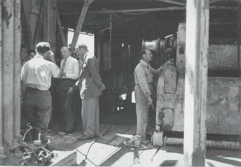 Agip: Ricerche e  Coltivazioni Minerarie
