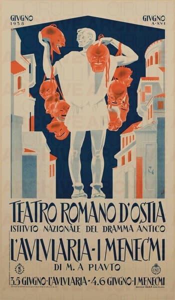 Teatro Romano d'Ostia