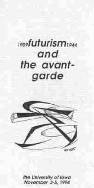 1909-1944 Futurism and the avant-garde