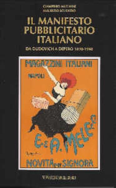 Il manifesto pubblicitario italiano