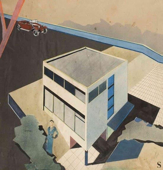 Omaggio Bauhaus 1919 - 2019