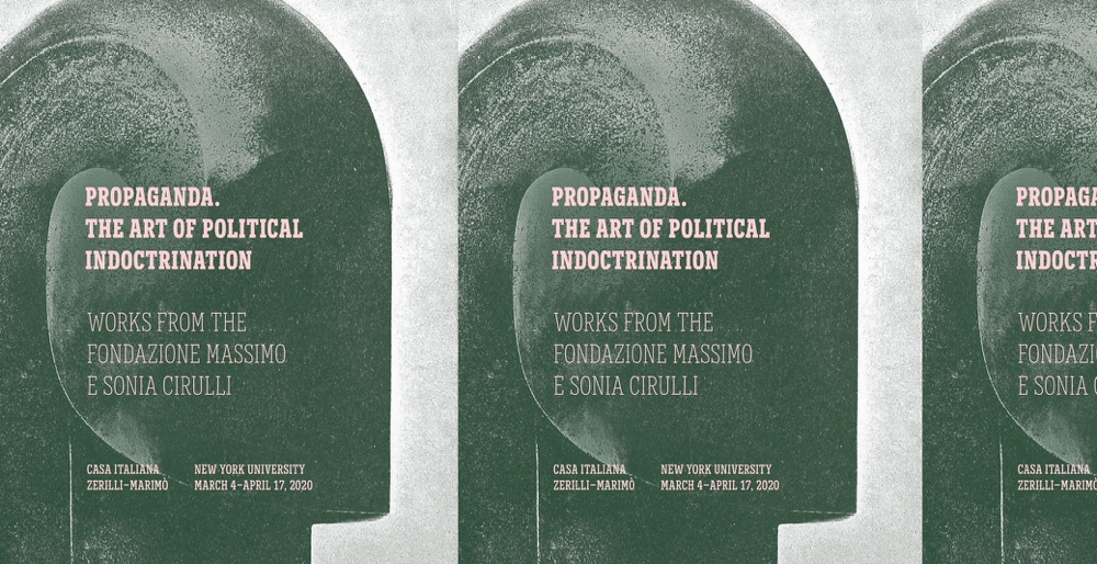 PROPAGANDA. The Art of Political Indoctrination