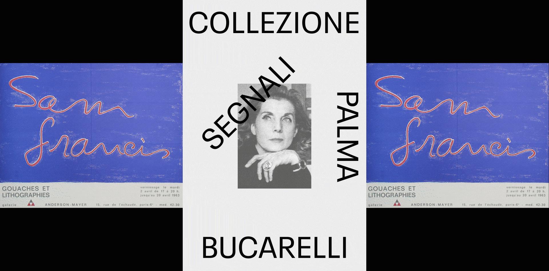 Collezione Palma Bucarelli: Segnali
